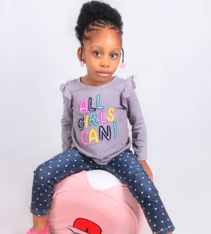 Nuella Njubigbo Chikere Celebrates Daughter Tess On Her 4th Birthday (2)
