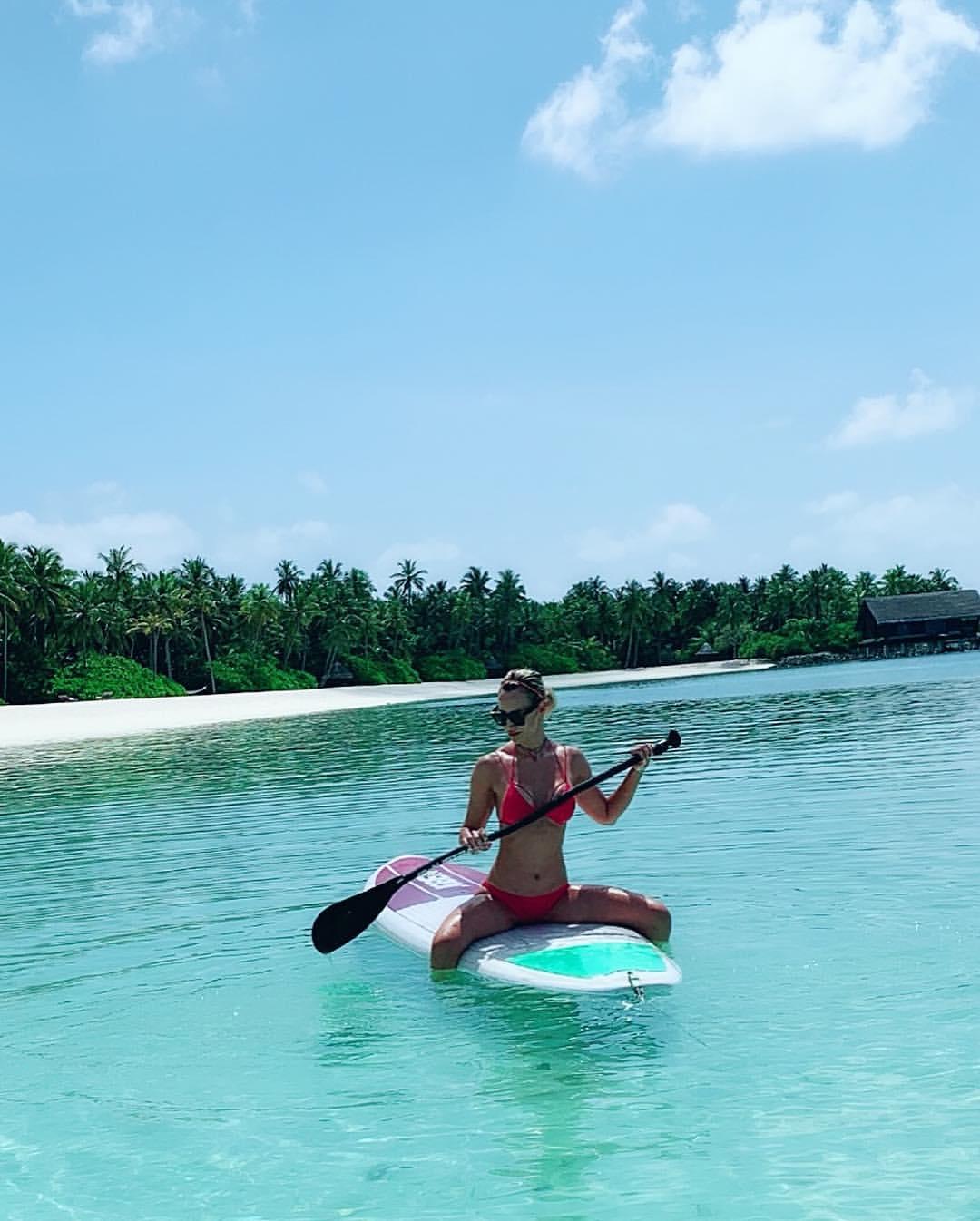 Olga Diyachenko Shows Off Bikini Body (23