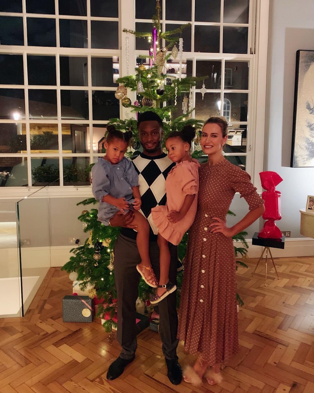 Mikel Obi Christmas Dinner (3)