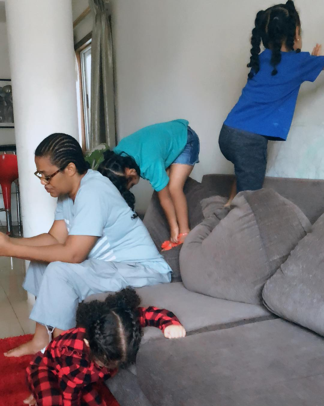 Nadia Buari Reveals The Only Thing Better Than Her Mum (2)