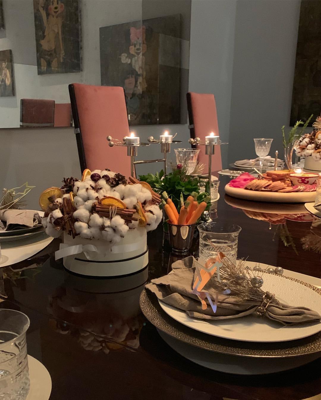 Mikel Obi Christmas Dinner (5))
