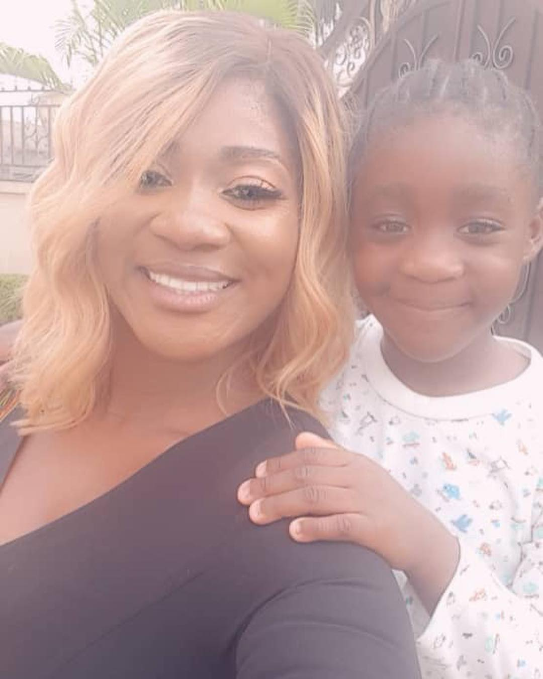 Mercy Johnson Celebrates Daughter Purity On Her 6th Birthday