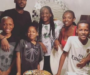 Olivia Idibia's 5th Birthday Bash