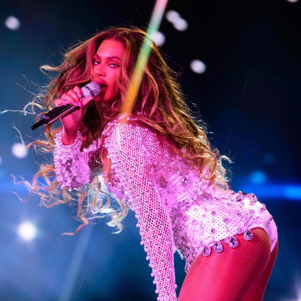 Beyonce Vow Renewal Dress