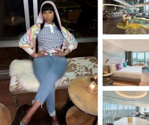 Nicki Minaj's $4500-a-night 'Extreme Wow' Suite