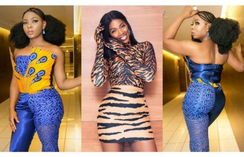 Yemi Alade Doesn't Consider Tiwa Savage A Rival