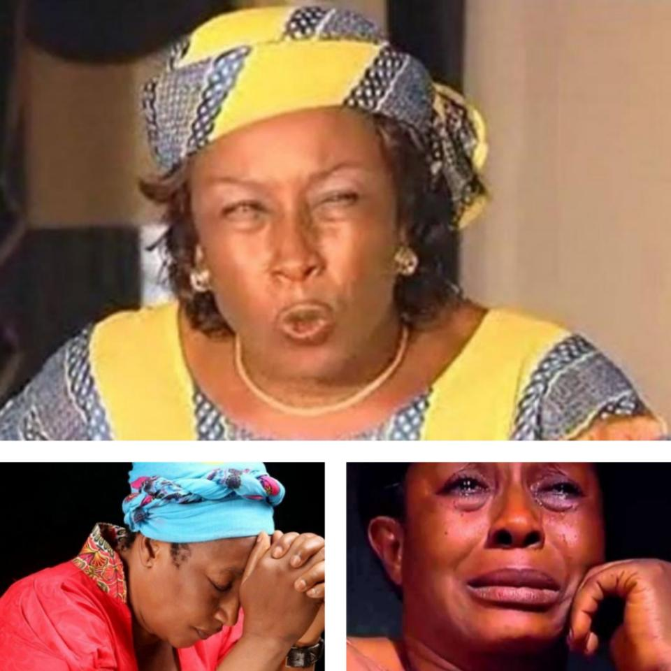 Patience Ozokwor Says She's Not Wicked And Cries Easily