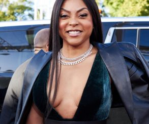 Taraji P. Henson Loses Diamond Ring At 2019 Golden Globes