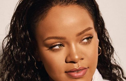 Rihanna Shares Clip Of Herself Working On New Music