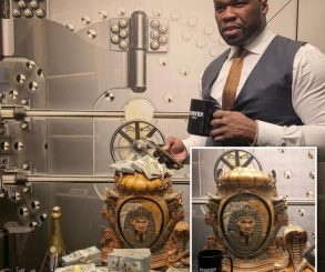 50 Cent Power-Inspired Favourite Piece Of Art