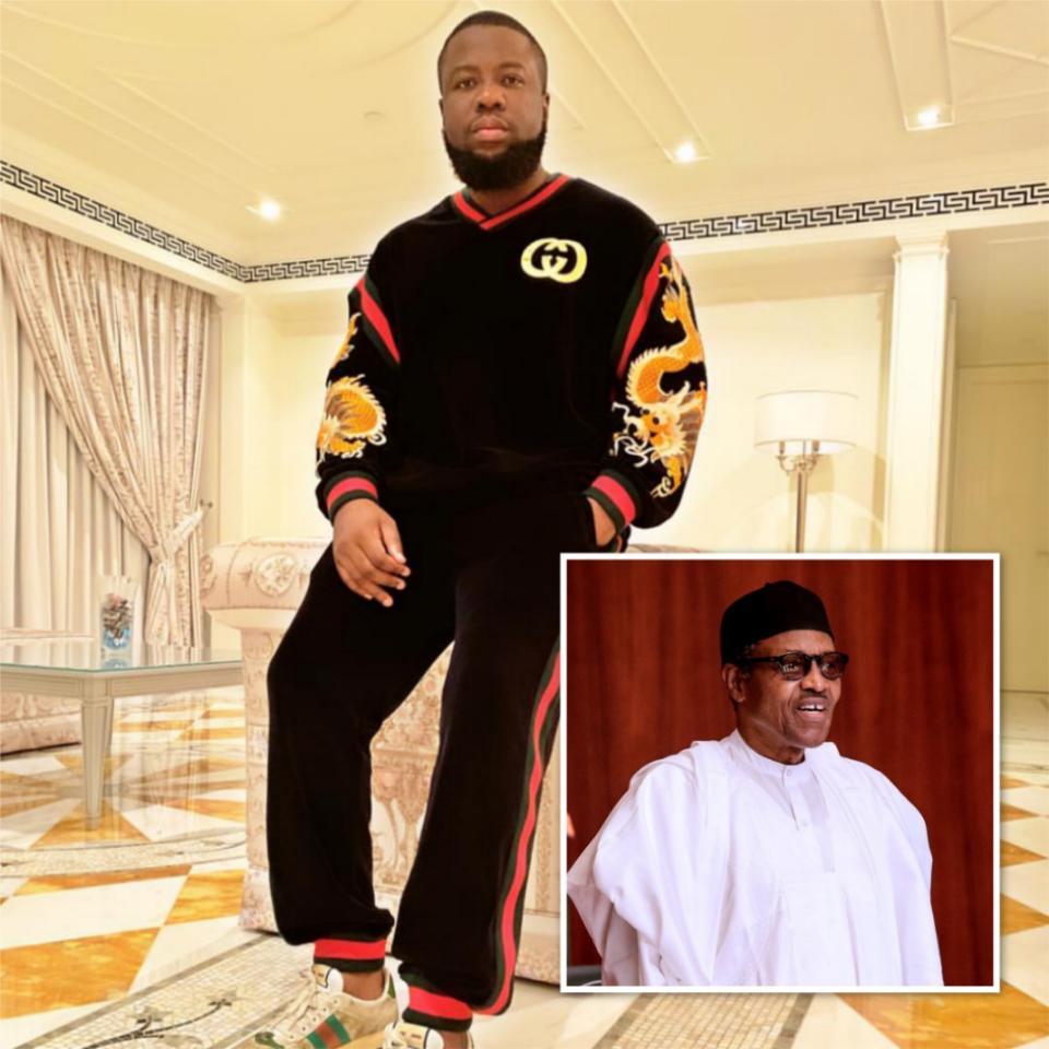Hushpuppi Writes A Letter To Buhari
