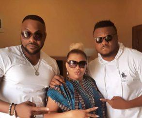 Bolanle Ninalowo And Ken Erics Team Up With Jennifer Eliogu