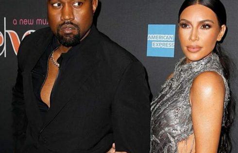 Kim Kardashian Confirms She And Kanye West Expecting Fourth Child