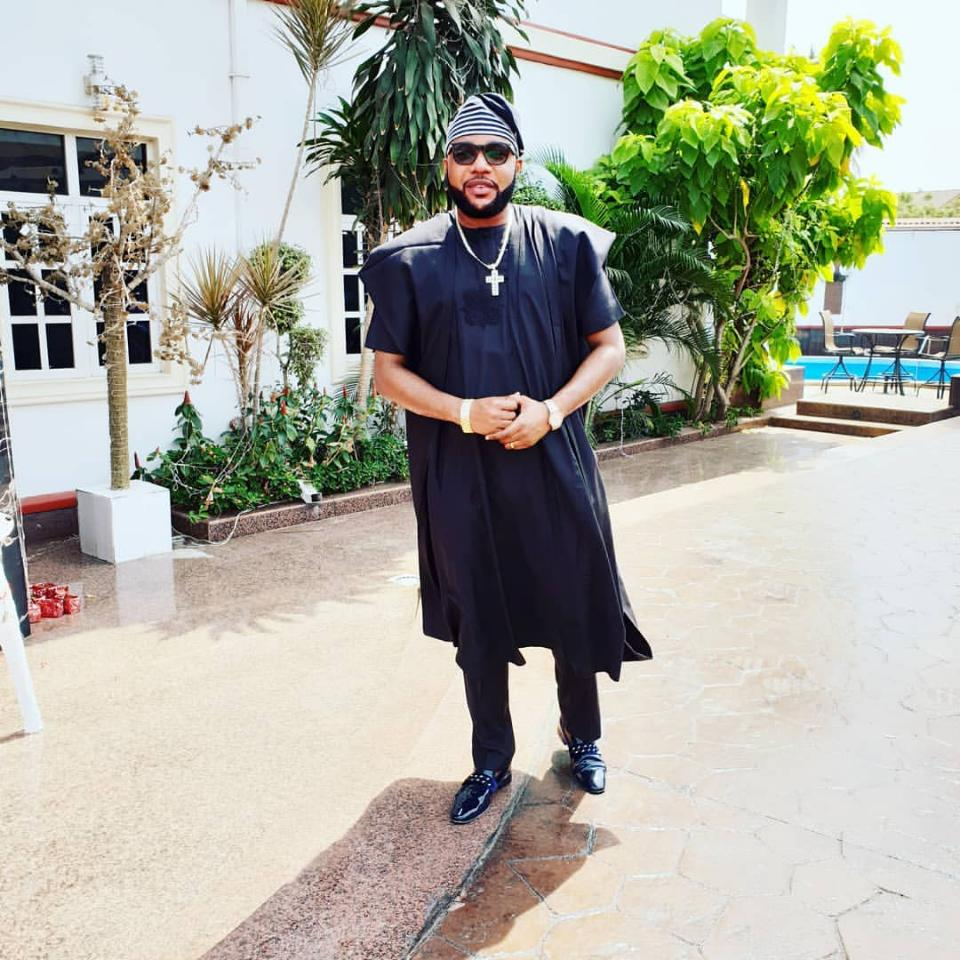 Nothing Lasts For Forever, Not Even Your Troubles — E-Money Says As He Shows Off His Luxurious Office Interior