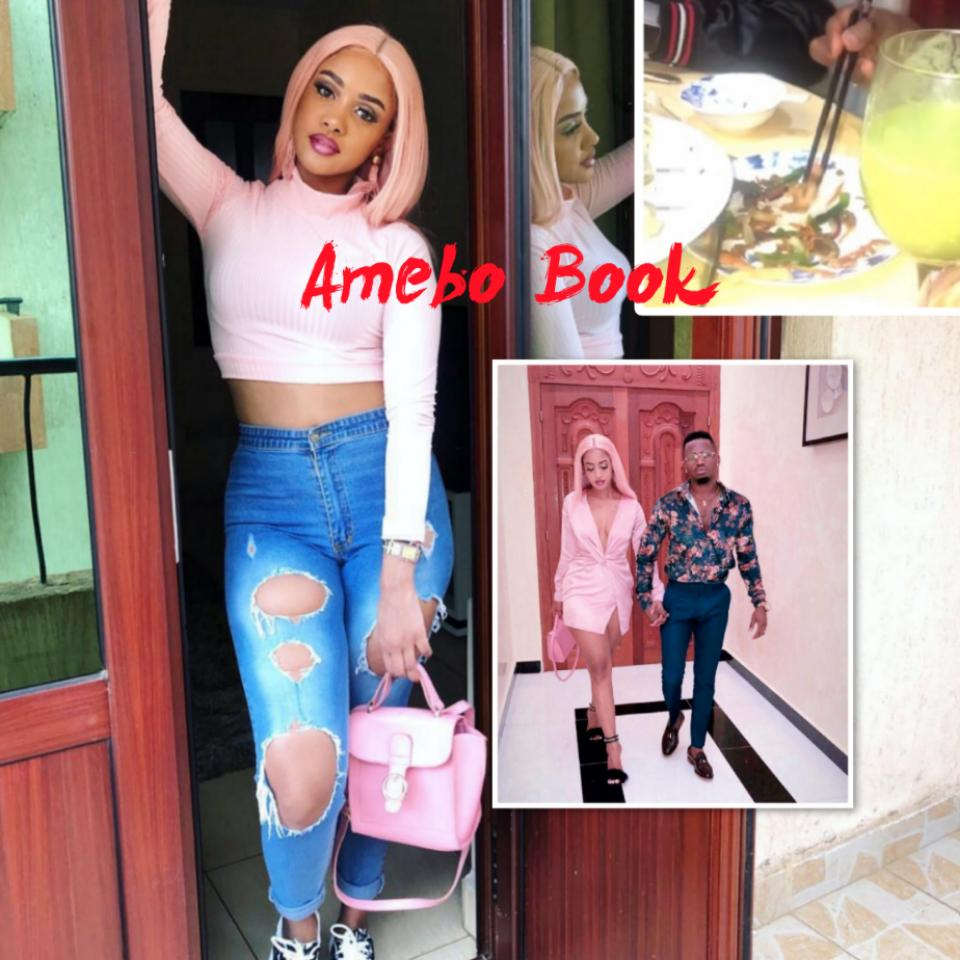Diamond Platnumz Steps Out On Date With Tanasha Donna Oketch