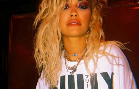 Rita Ora Spray Tan Photo
