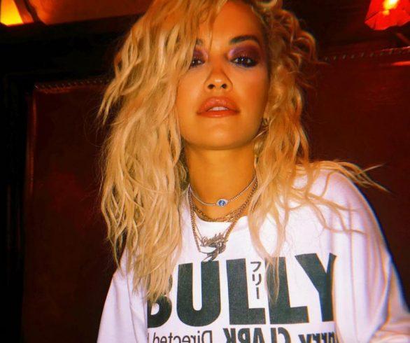 Rita Ora Spray Tan Photo