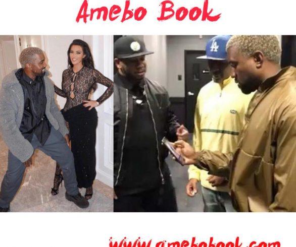 Kanye West Surprises Kim Kardashian With 112 Serenade
