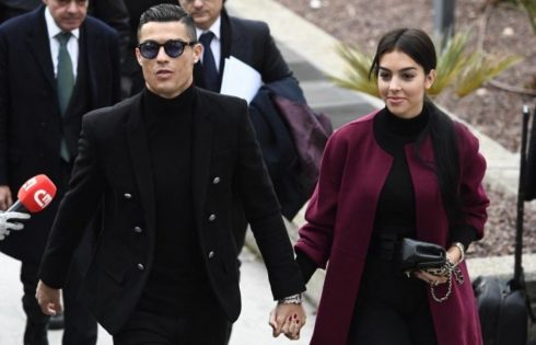 Cristiano Ronaldo Fined $28 Million After Pleading Guilty To TaxFraud