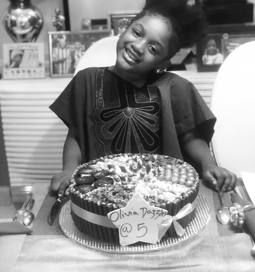 Olivia Idibia Celebrates 5th Birthday (5)