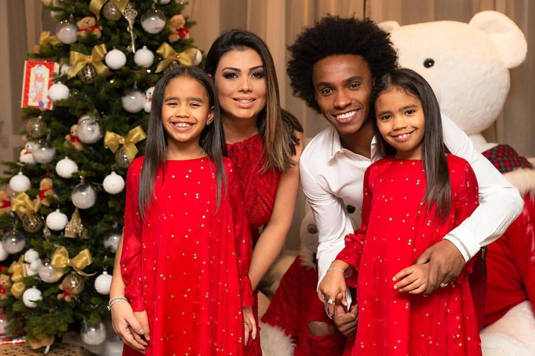 Chelsea Star Willian Borges Shares Family Photos (4)