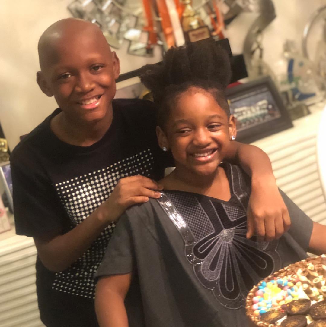 Olivia Idibia's 5th Birthday Bash (5)