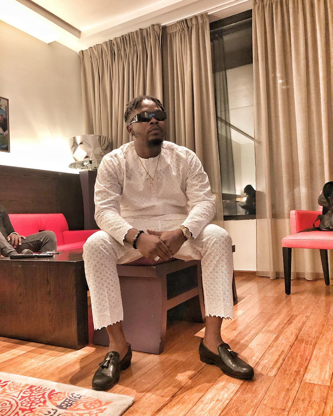 Olamide Says Don't Let The Skinny Jeans Fool Ya (2)