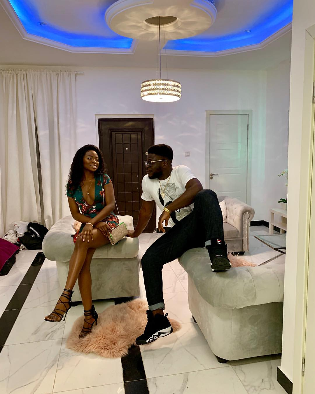 Craze Clown Discloses His Girlfriend Is His Biggest 2018 Blessing (2)