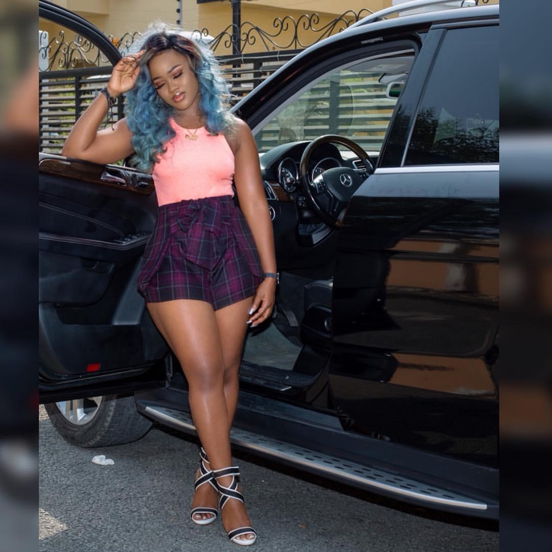 Former Big Brother Naija Housemate Cee-C