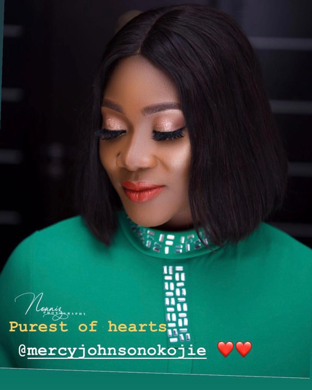 Mercy Johnson Reveals No One Is Worth Being Worshipped But God