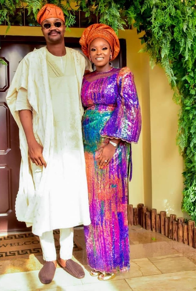 Mo Abudu's Daughter Traditional Wedding Introduction (2)
