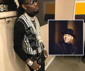 Offset Tells Chris Brown He Only Fights Women