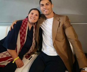 Cristiano Ronaldo's Mum Breast Cancer Returns