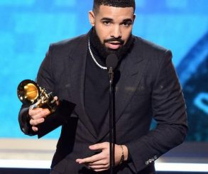 Why Drake's Acceptance Speech For Best Rap Song Was Cut Short