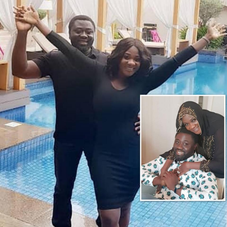 Mercy Johnson's Valentine's Day Message To Husband