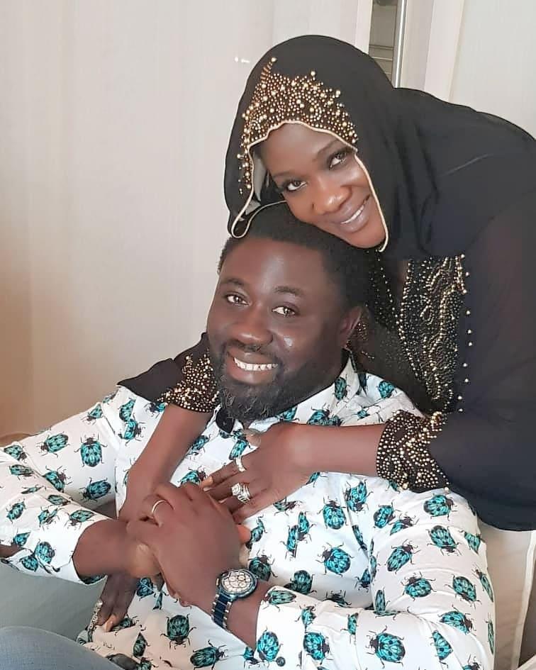 Mercy Johnson With Prince Odi Okojie Valentine's Day