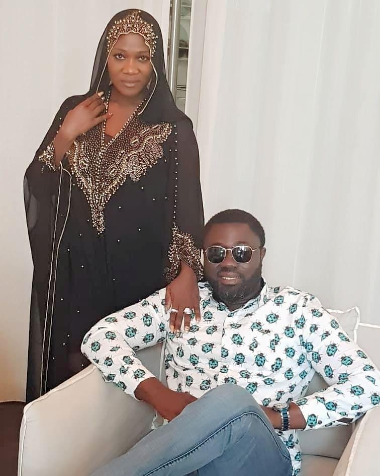 Prince Odi Okojie Valentine's Day Message To Mercy Johnson (2)