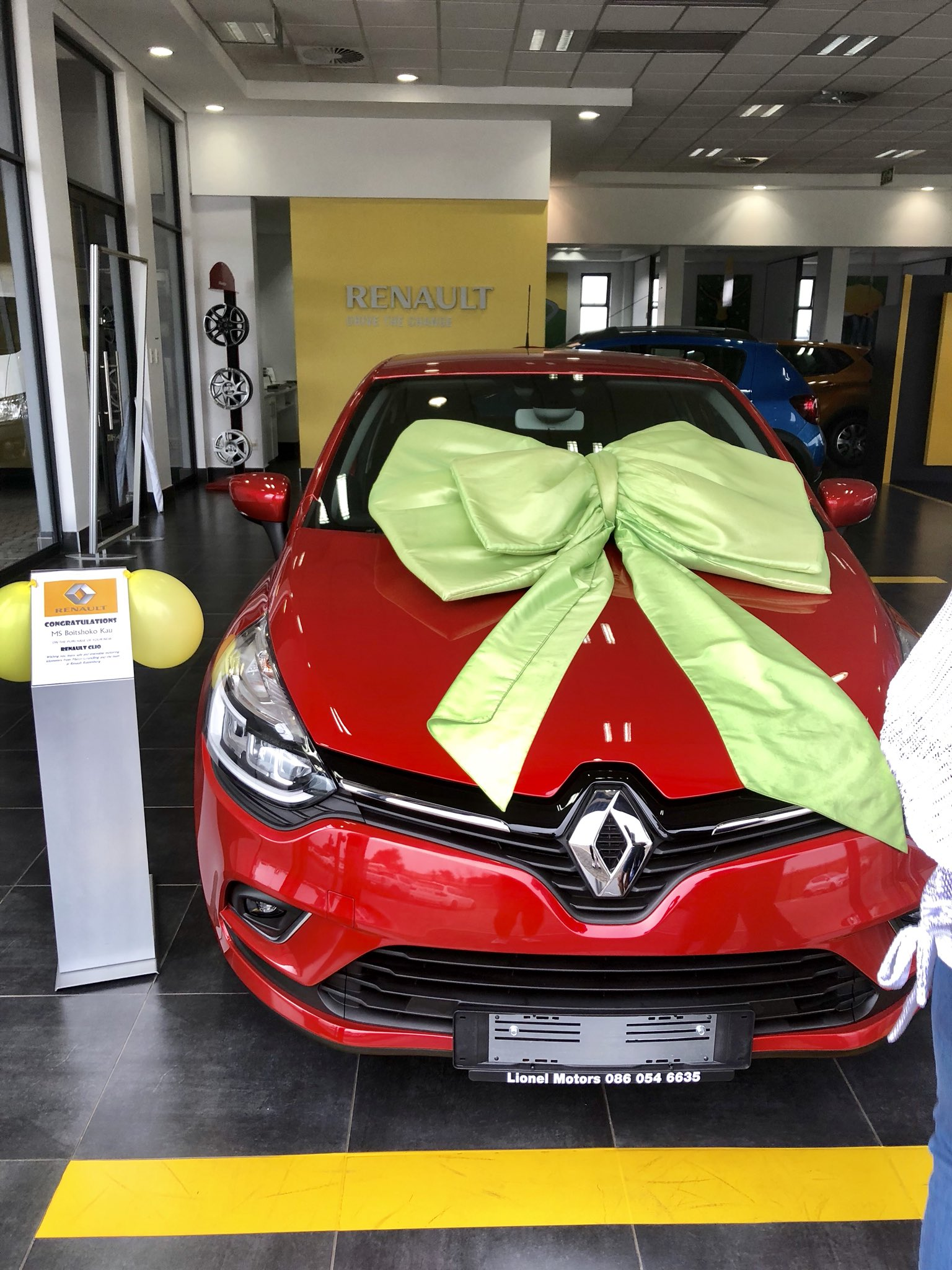 South African Lady Gets Surprise Car Gift From Her Mother For Being A Good Daughter (3)