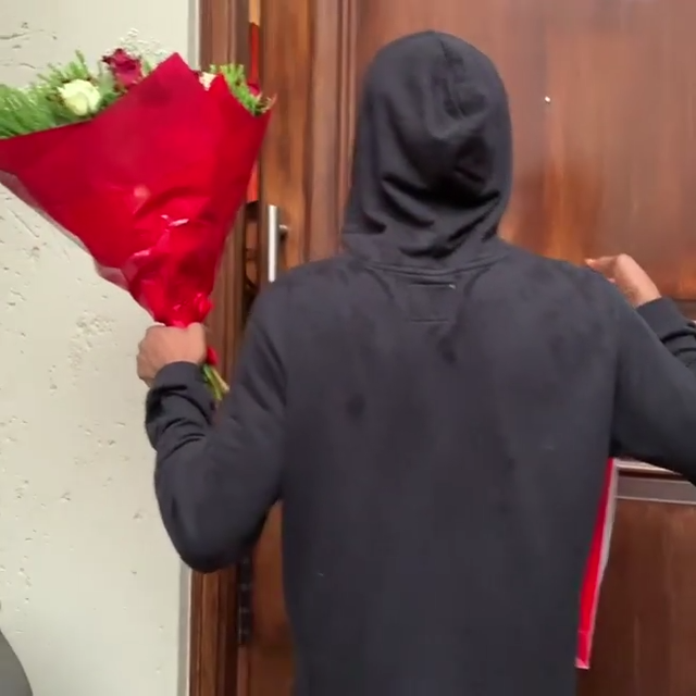 D'banj Surprises Wife Lineo Didi Kilgrow With Gifts On Valentine's Day (3)