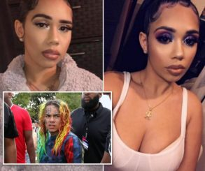 6ix9ine's Baby Mama Thinks He'll Reinvent Image After Release