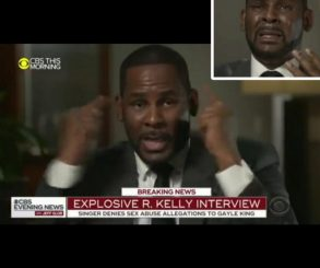R. Kelly Denies Allegations As He Cries Uncontrollably During Interview