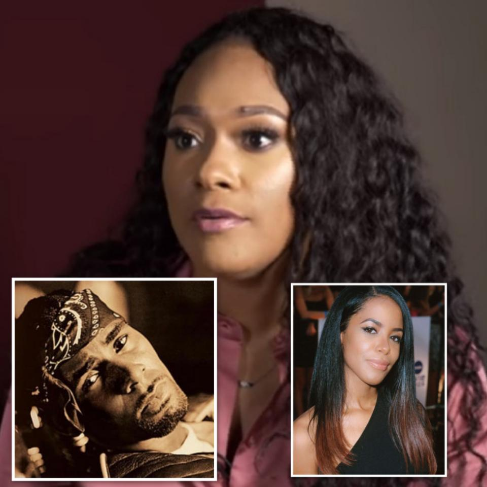 R. Kelly Got Aaliyah Pregnant And Slept With Her Mother