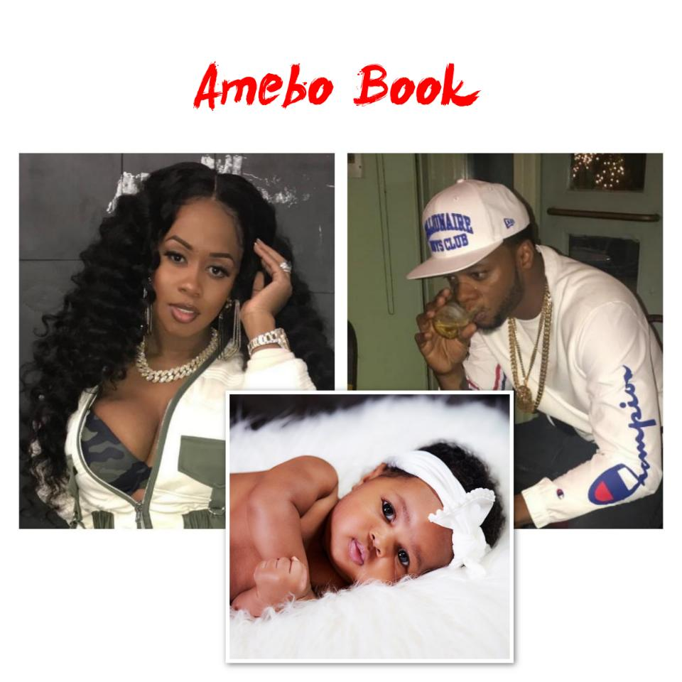 Remy Ma And Papoose Celebrate Daughter's 3-Month Birthday