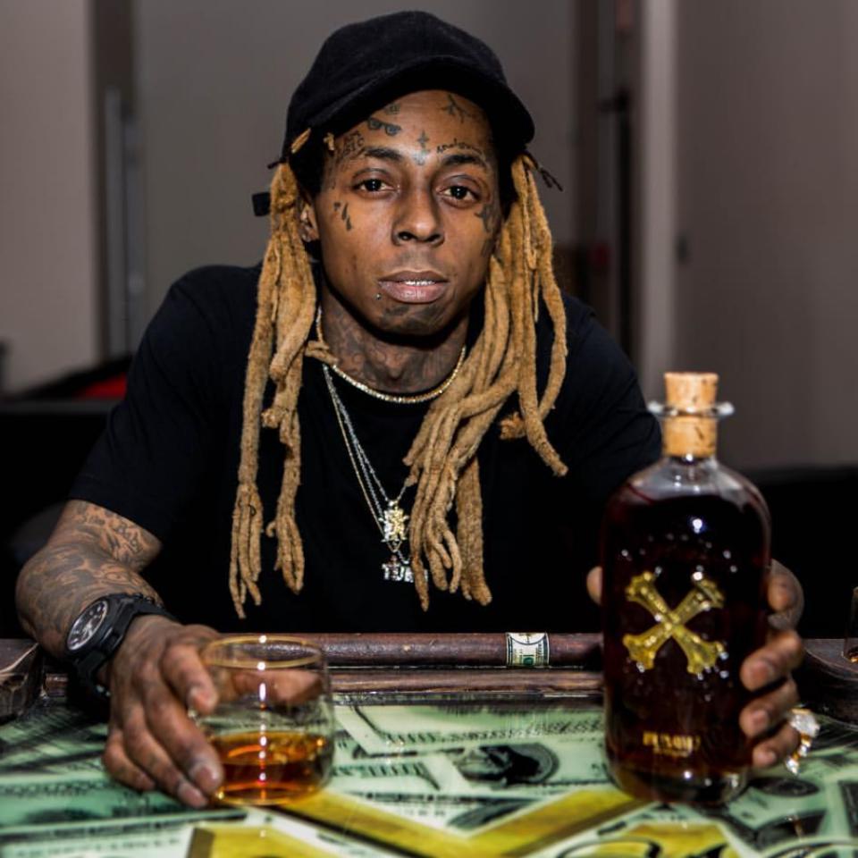 Lil Wayne Notebook With Hot Boys Lyrics Selling For $250K
