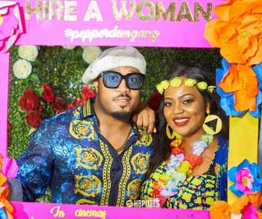 ChinneyLove Eze Pre-Release Party For 'Hire A Woman' Movie