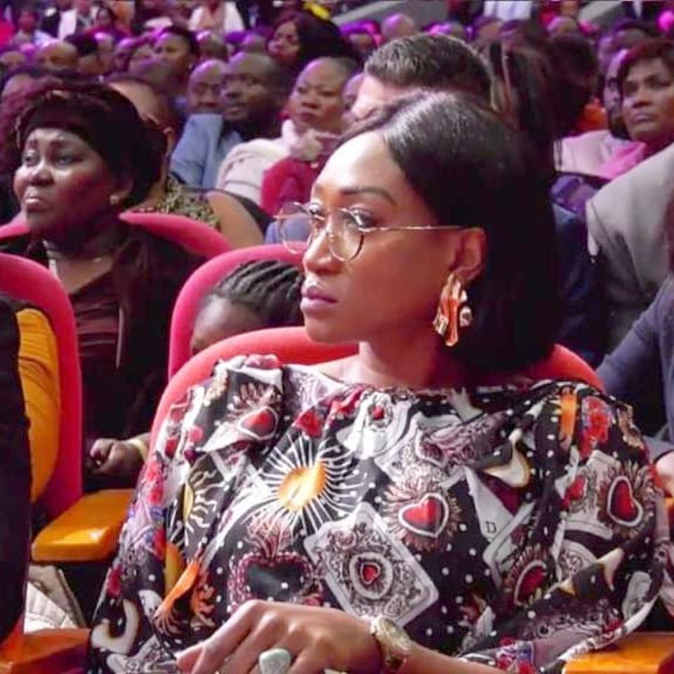 Oge Okoye Explains Why She Visited Pastor Lukau