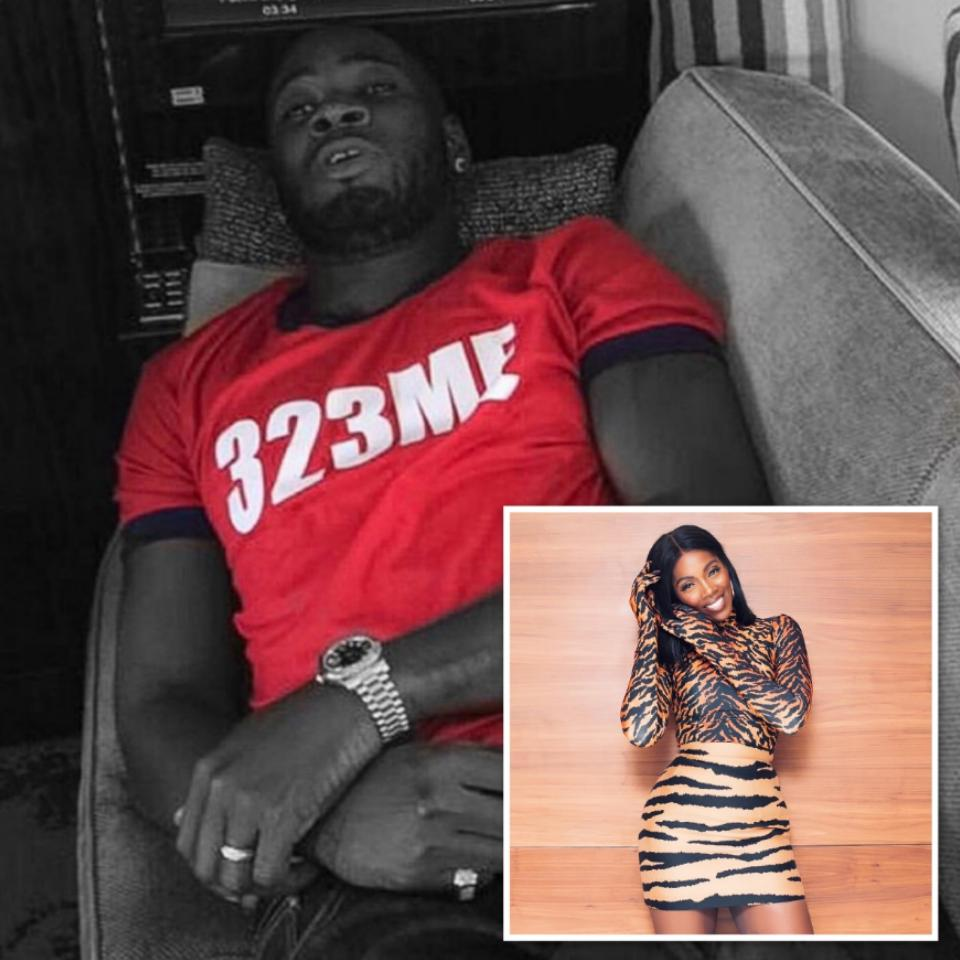 Teebillz Reacts After Tiwa Savage Appears To Shade Him In New Song