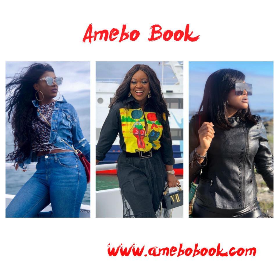 Nollywood Stars Visit Robben Island