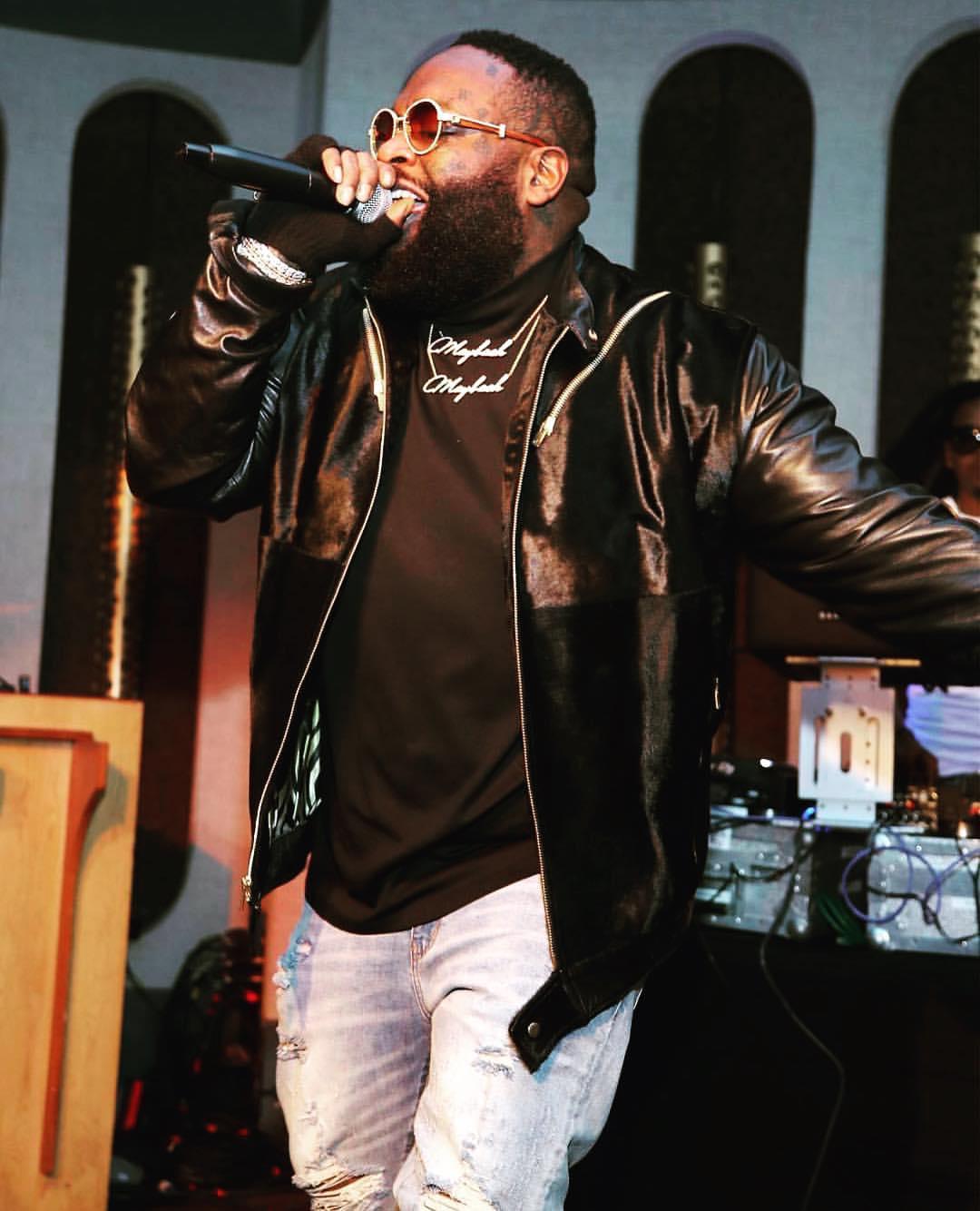 16fdd9c6a9a Music And Lyrics  Rick Ross Announces  Hurricanes  Memoir