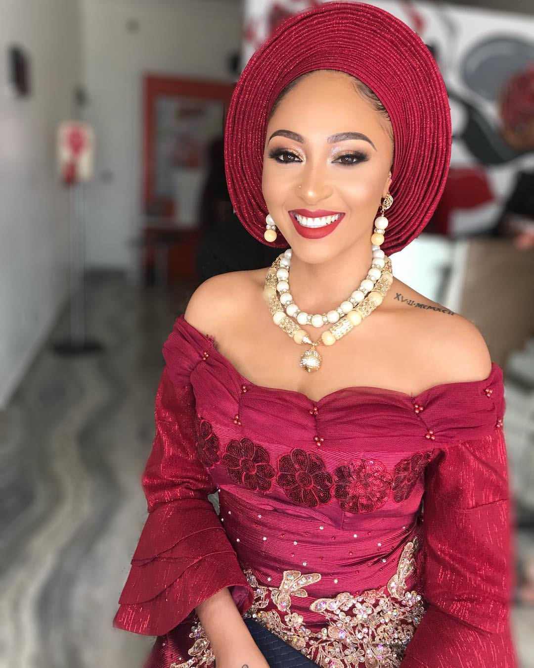 Nollywood Actress Rosy Meurer